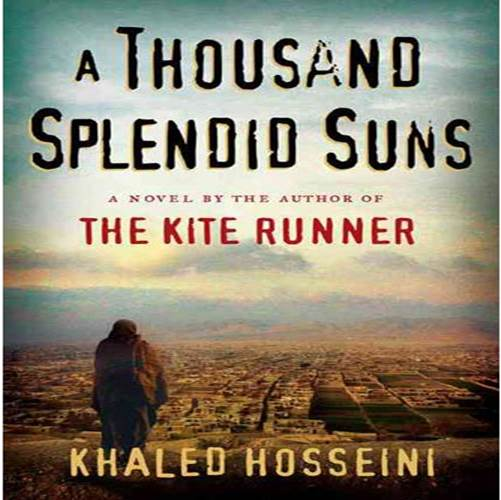 An Attractive Fiction Novel by Khalid Hosseini 1