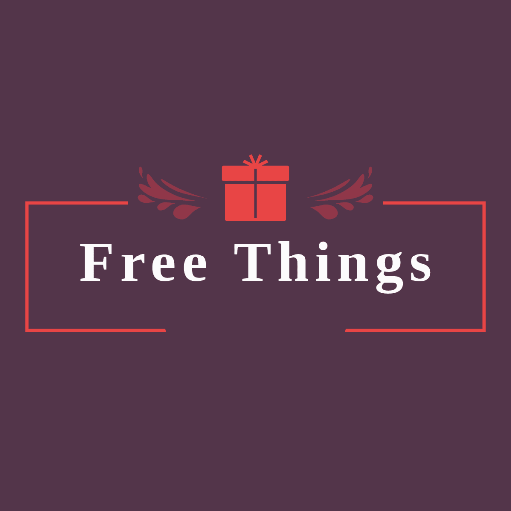 Best Way to Get Free Things Online 1